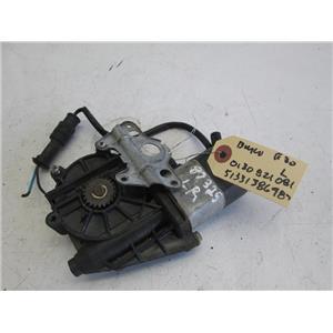 BMW E30 sedan left window motor 0130821081 51331386987