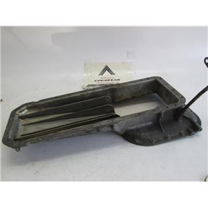Mercedes W116 450SE upper oil pan 1160141202