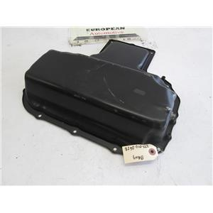 Mercedes lower oil pan 2720100628