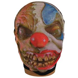 Creepy Mesh Evil Clown Stocking Mask