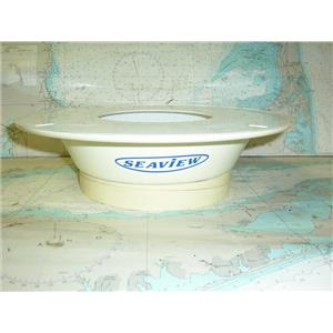 "Boaters Resale Shop of TX 1802 2444.37 SEAVIEW ROUND 3 PIECE 14"" MOUNTING BASE"
