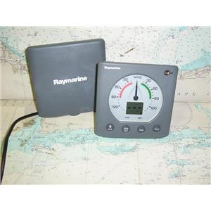 Boaters Resale Shop of TX 1802 2444.65 RAYMARINE ST290 WIND DISPLAY E22059-P