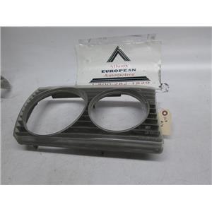 Mercedes W123 240D 300D 300TD right side headlight door 1238200412