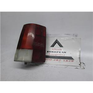 Peugeot 505 wagon left rear tail light