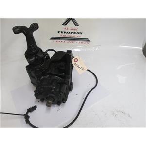 Mercedes W140 steering gear box 1404605601