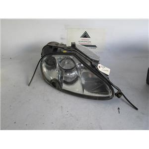 Jaguar XK8 XKR right headlight 97-02 LJA4500BH broken tab