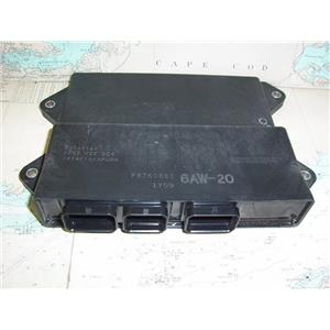 Boaters Resale Shop of TX 1803 0457.42 MITSUBISHI 6AW-20 YAMAHA F350 ECU