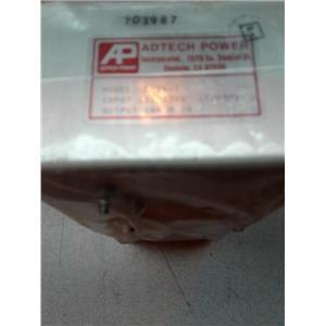 Adtech Power UE247 Input 115/230V 47/63Hz Output 24V@7A