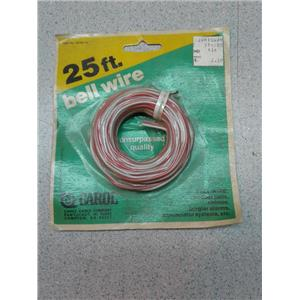 Carol Cable Company 05782-71 25Ft Bell Wire