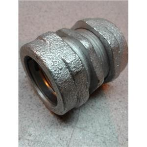 """Cooper  CPR23 Compression Type Coupling 1"""" (Lot Of 10)"""