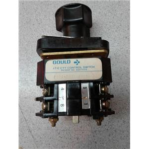 Gould ITEC77 Control Switch