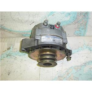 Boaters Resale Shop of TX 1802 2157.07 AMPLE 4060 MARINE 200 AMP ALTERNATOR