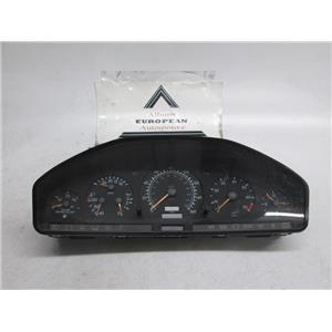 Mercedes W140 instrument cluster 1404404911