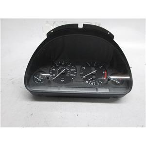 BMW E39 540i speedometer instrument cluster 62116907007 #10