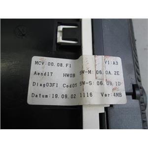 BMW E66 E65 745i 745Li speedometer instrument cluster 62116932042