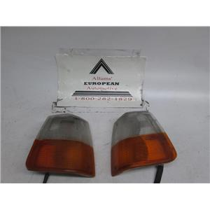 Volvo 240 left and right EURO front turn signal 86-93