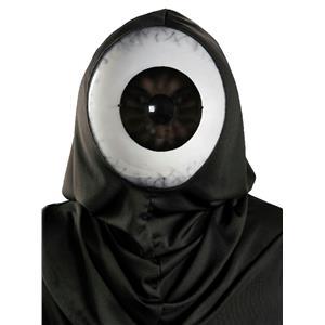 Giant Eyeball Plastic Mask