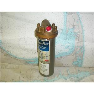 Boaters Resale Shop of TX 1803 1275.11 AQUA-PURE SS1HA WATER FILTER HOUSING