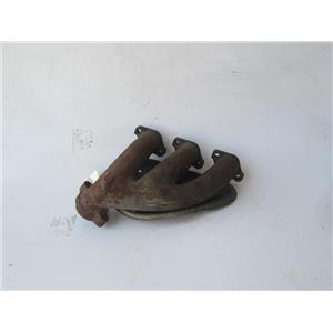 Mercedes M110 W123 W114 exhaust manifold 1101426602