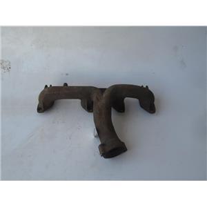 Mercedes R107 W116 exhaust manifold 1171420801
