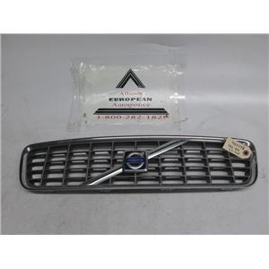 Volvo S40 V50 front grille 8620116 04-07