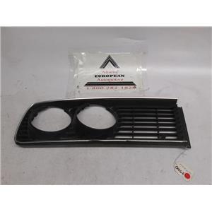 BMW E12 528i 530i 533i right side headlight grille 51131848114