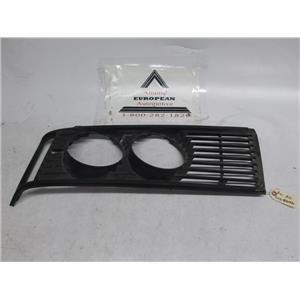 BMW E21 320i 323i right side headlight grille 51131834990