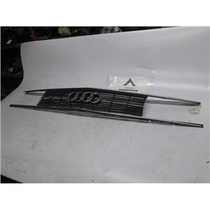 Audi 5000 front grille