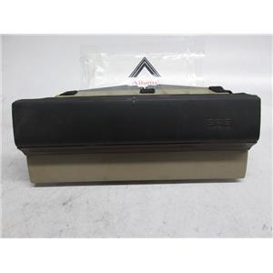 Mercedes W124 300E passenger side air bag 1248600305 #8