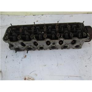 BMW E28 E30 M20 E engine cylinder head 1264200