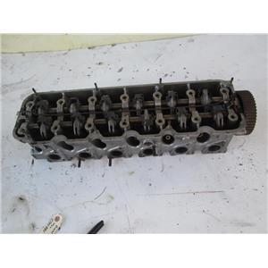 BMW E28 E30 M20 I 885 engine cylinder head 1705885