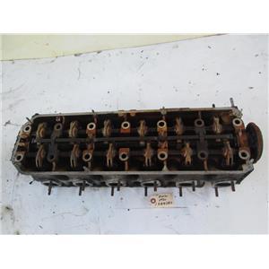 BMW E23 745i turbo engine cylinder head 1288086