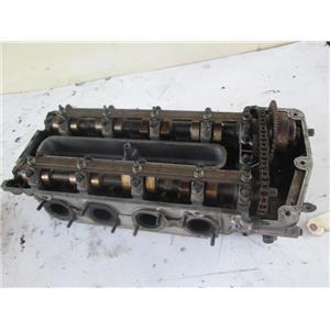 BMW E38 E39 M62 4.4L right engine cylinder head 7506390