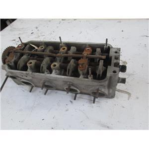 BMW E21 2.0L M10 320i engine cylinder head