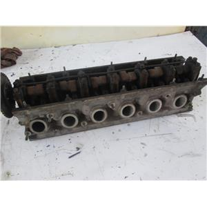 BMW V12 M70right engine cylinder head 17137889