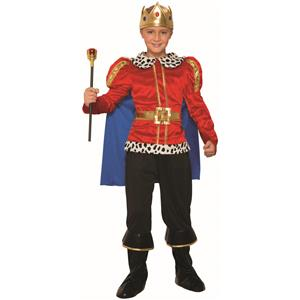 Royal King Regal Kids Halloween Costume Small 4-6