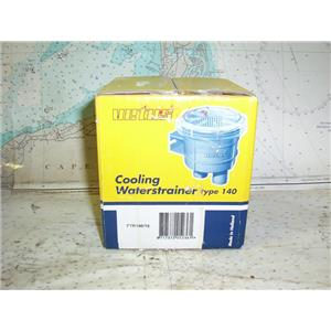 Boaters Resale Shop of TX 1803 2757.32 VETUS FTR140/16 COOLING WATER STRAINER