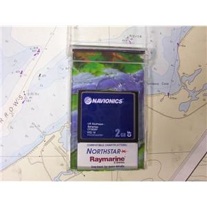 Boaters' Resale Shop of TX 1804 2051.12 NAVIONICS CF/906P COMPACT FLASH CHART