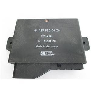 Mercedes R129 500SL 300SL key remote alarm control module 1298200626