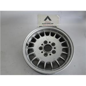 BMW E28 E24 euro metric wheel rim 1124810 390MM #12