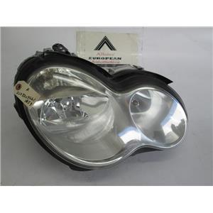 Mercedes W203 C230 C240 C320 right side headlight 2038203661