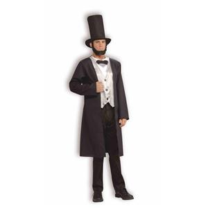 President Abraham Abe Lincoln Adult Costume