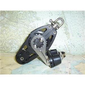 Boaters Resale Shop of TX 20096.82 VIADANA 96.82 FIDDLE BLOCK WITH CAM CLEAT