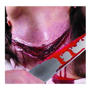 Gurgle Reel FX Slit Throat Appliance Kit SCARY MAKEUP