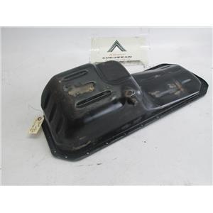 BMW E28 528e M20 oil pan without sensor 11131286401