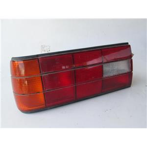 BMW E30 left tail light late style 63211385381 #53