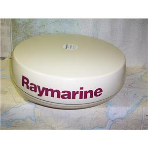 "Boaters Resale Shop of TX 1805 1724.01 RAYMARINE M92652 RADAR 4 KW 24"" DOME"