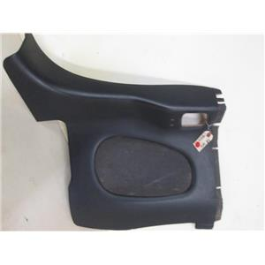 Jaguar XK8 right rear door panel 98-03 black