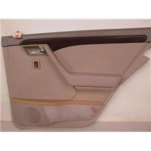 Mercedes W202 right rear door panel 94-98