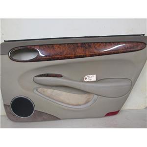 Jaguar XJ8 right rear door panel 98-03